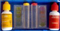 kit di analisi: misura ph e cloro